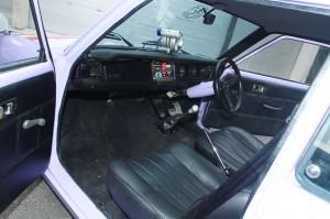 interior bakal dihiasi dengan plat bordes agar kesan racingnya semakin kuat