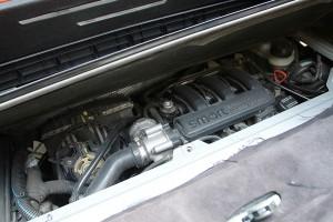 Mesin. Minim ubahan cukup naikkan boost turbonya