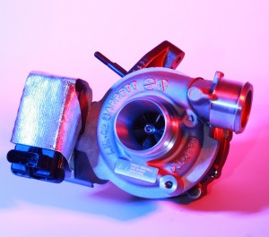turbocharger berfungsi pada putaran atas dibandingkan supercharger yang maksimal untuk putaran bawah