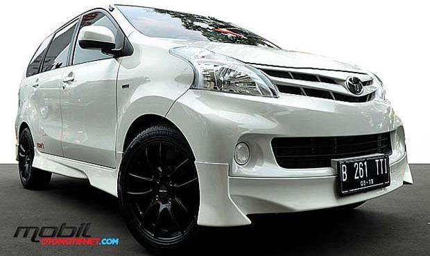 Hanya Tambah Rp30-40 Juta Dapat All New Toyota Avanza TTI Edition