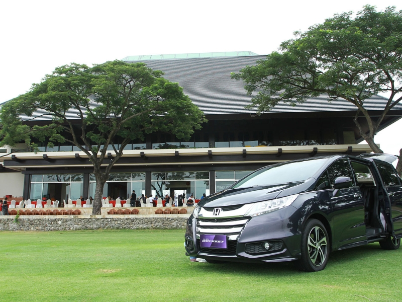 Launching Honda All New Odyssey: PERUBAHAN BESAR HONDA ALL NEW ODYSSEY