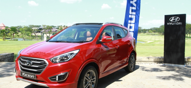 Peluncuran The Next Generation Hyundai Tucson dan The Next Generation Hyundai H-1