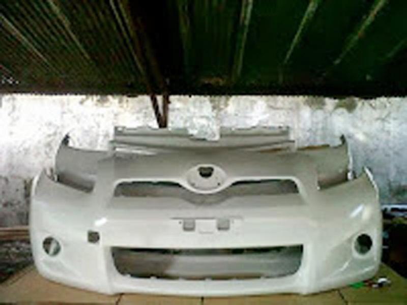 Sentra Body Parts Mobil Limbahan