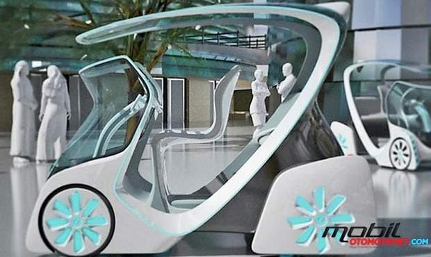 Nissan Prediksi Kebutuhan Akan Mobil Ekstra Kecil